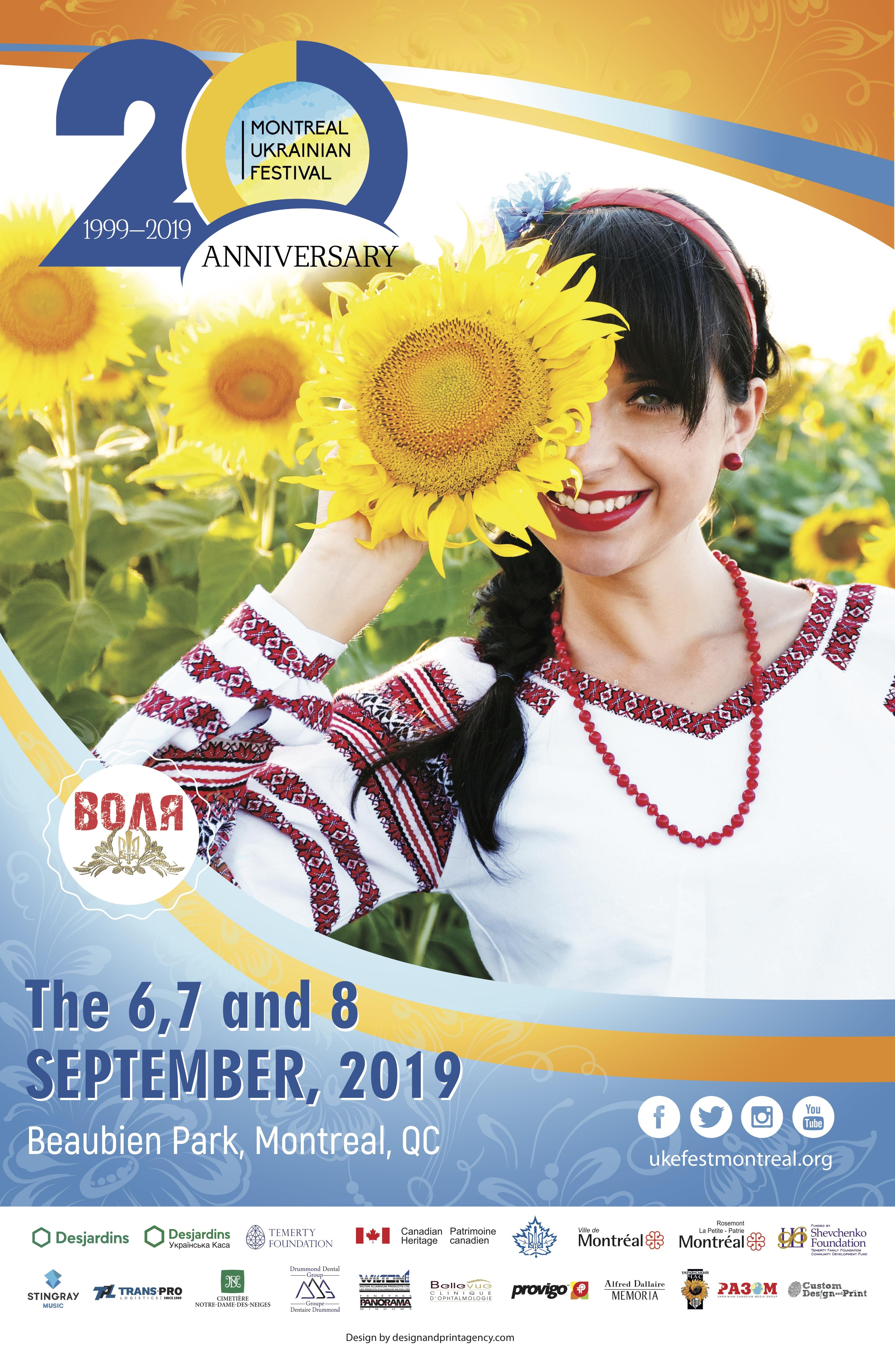 Home - Montreal Ukrainian Festival